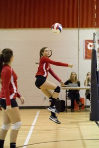 8th Grade Volleyball vs. Southwestern 9-6-2017