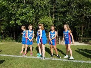 Middle School XC – Brown County Invite – 8-31-2017