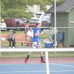 Middle School Tennis vs. Columbus Northside MS 9-19-2017