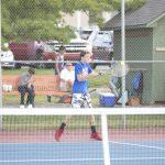 Middle School Tennis vs. Columbus Northside MS 9-19-2017