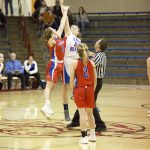 JV Girls Basketball vs. Martinsville 11-4-2017