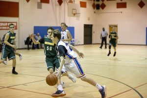 7th Grade Boys Basketball vs. Greenwood 11-15-2017