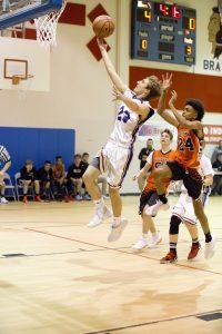 8th Grade Boys Basketball vs. Beech Grove 11-21-2017