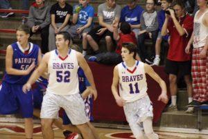 Varsity Boys Basketball vs. Owen Valley 12-1-2017