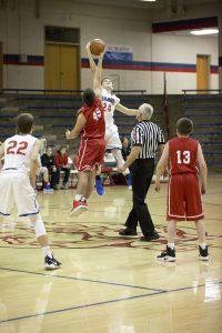 C-Team Boys Basketball vs. North Decatur 12-7-2017