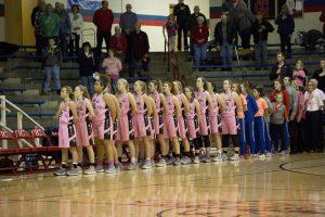 Varsity Girls Basketball vs Cloverdale 12-8-2017