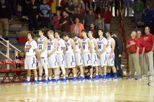 Varsity Boys Basketball vs. Owen Valley 12-9-2017
