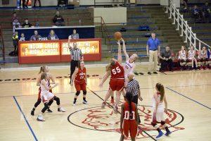 8th Girls Basketball vs. Center Grove