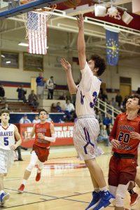 Varsity Boys Basketball vs. Central Christian Academy
