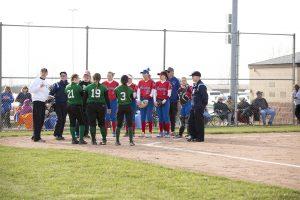 Varsity Softball vs Cloverdale
