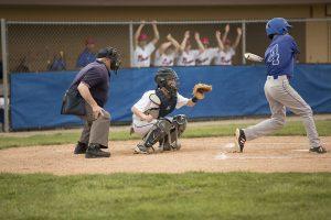 C-Team HS Baseball vs Whiteland
