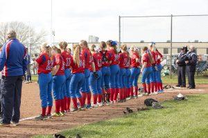 Varsity Girls Softball vs. Brown County