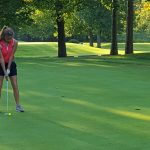 Girls Varsity Golf falls to Brown County 196 – 213
