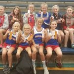 Girls Middle School Cross Country brings home 3rd place at the Beech Grove Invitational