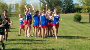 MS Boys & Girls Cross Country vs Greenwood & Clark Pleasant