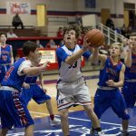 7th Grade Boys Basketball vs. Martinsville