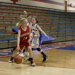 7th Grade Girls Basketball vs. Edinburgh