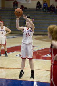 8th Grade Girls Basketball vs. Southwestern
