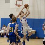 Freshmen Boys Basketball vs. Greenfield