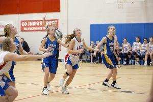 JV and Varsity Girls Basketball vs. Brown County
