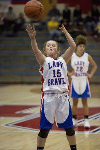 JV Girls Basketball vs. Whiteland