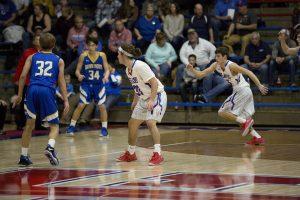 Varsity Boys Basketball vs. Brown County