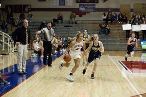 Varsity Girls Basketball vs. Christel House