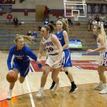 Varsity Girls Basketball vs. Whiteland