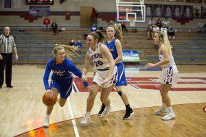 Varsity Girls Basketball vs. Whiteland