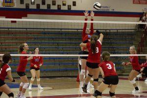 JV Volleyball vs. Southwestern