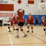 7th Grade Volleyball vs. Edinburgh