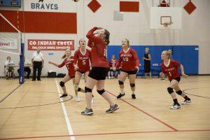 7th Grade Volleyball vs. Edinburgh