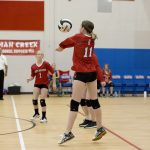 7th Grade Volleyball vs. Franklin