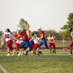 Varsity Football vs. Edgewood