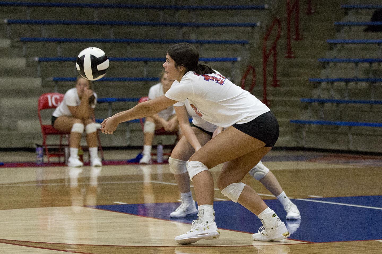 Varsity Volleyball vs. Waldron