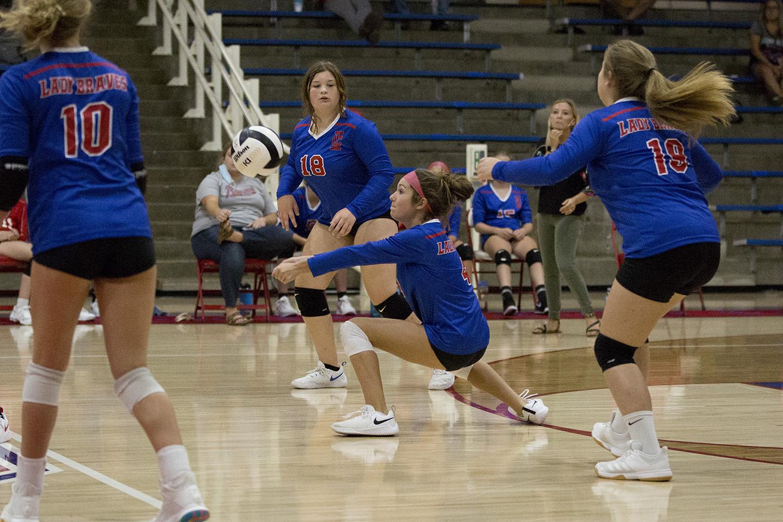 8th Grade Girls Volleyball vs. Martinsville