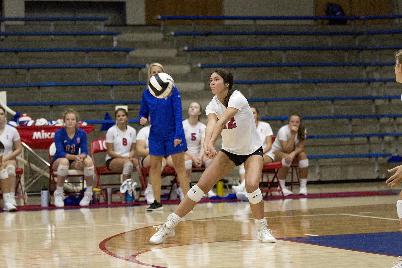 Varsity Volleyball vs. Whiteland