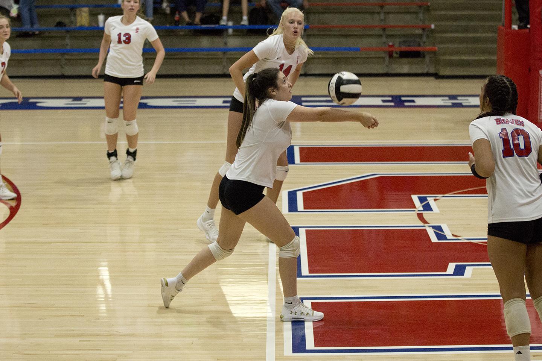 Varsity Volleyball vs. Edgewood