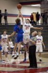 Freshmen Boys Basketball vs. Whiteland