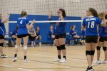 8th Grade Volleyball vs. Waldron