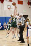 7th Grade Girls Basketball vs Greenwood