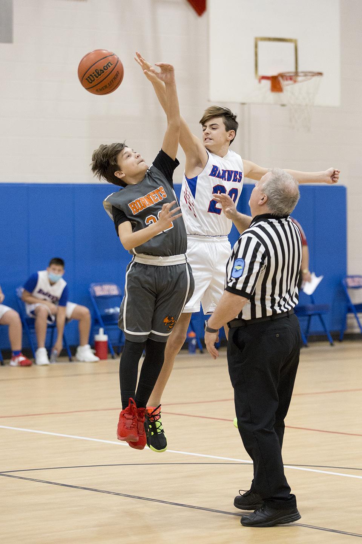 6th Grade Boys Basketball vs Beech Grove