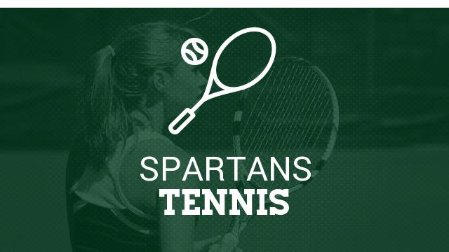 Lady Spartans Tennis takes home City League Crown