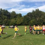 Boys Cross Country Wins City League Opener