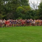 Girls Cross Country Competes at Sullwold Invitational