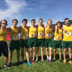 Boys Cross Country Tenth at Stritch Invitational