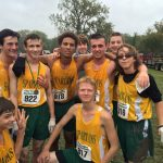 Boys Cross Country 13th at Eagle Invitational