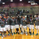 Freshmen Basketball City Champions!
