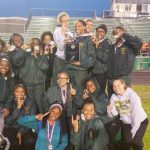 Boys and Girls Track Teams Dominate to win City Championships
