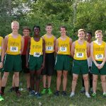 Boys Cross Country Shows Improvement at Bowling Green